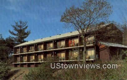 Guest Cottages At Skyland  - Shenandoah National Park, Virginia VA Postcard
