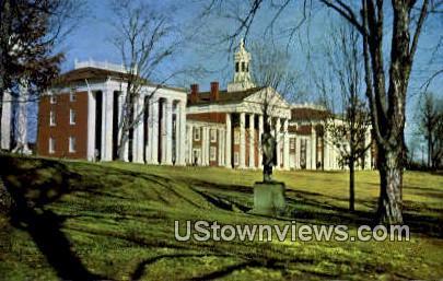 Washington And Lee University    - Lexington, Virginia VA Postcard