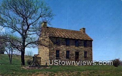 The Stone House  - Manassas National Battlefield Park, Virginia VA Postcard