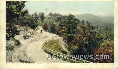 National Boulevard Missionary Ridge  - Hampton, Virginia VA Postcard