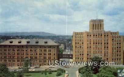 General Offices  - Norfolk, Virginia VA Postcard