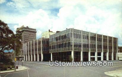 Kirn Memorial Building  - Norfolk, Virginia VA Postcard