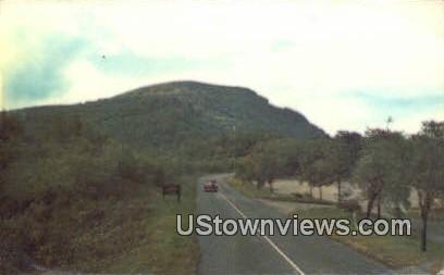 Profile Of Stony Man Mountain  - Shenandoah National Park, Virginia VA Postcard
