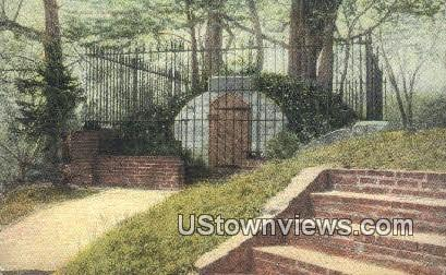 The Old Tomb Of Washington  - Mount Vernon, Virginia VA Postcard
