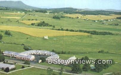 The Village Inn  - Harrisonburg, Virginia VA Postcard