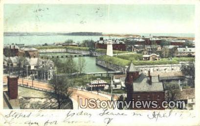 Fort Monroe  - Old Point Comfort, Virginia VA Postcard