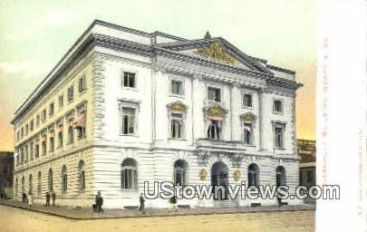 Government Building  - Norfolk, Virginia VA Postcard