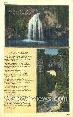 Greetings from Virginia , Virginia, VA, - Greetings from Virginia Postcards Postcard