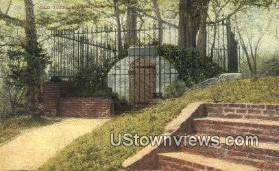 The Old Tomb Of Washington  - Mount Vernon, Virginia VA Postcard