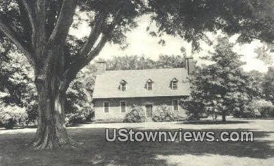The Thoroghgood House  - Norfolk, Virginia VA Postcard