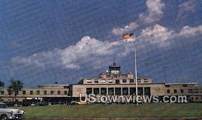 Washington National Airport  - Alexandria, Virginia VA Postcard