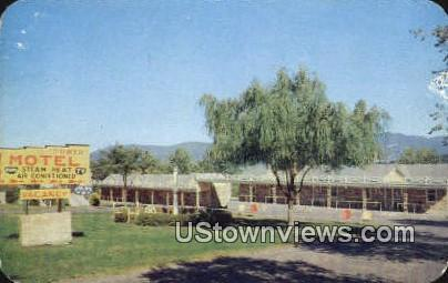 Tower Motel  - Luray, Virginia VA Postcard