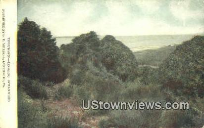 Yorktown, Virginia, VA, Postcard