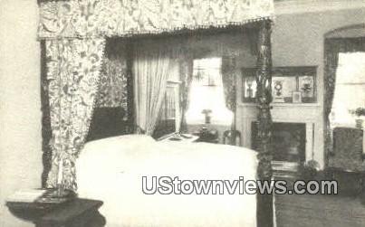 General And Mrs Lees Room  - Arlington, Virginia VA Postcard