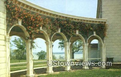 Restoration Of Honeysuckle  - Mount Vernon, Virginia VA Postcard