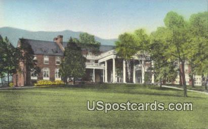 Mimslyn - Luray, Virginia VA Postcard
