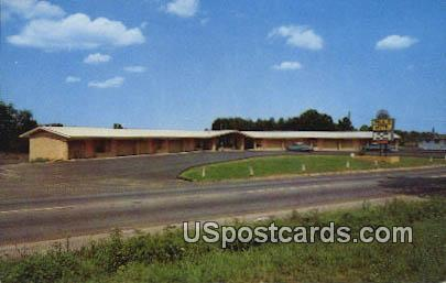 Travelers Inn Motel - Appomattox, Virginia VA Postcard