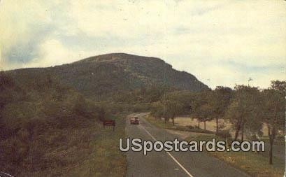 Profile, Stoneyman - Shenandoah National Park, Virginia VA Postcard