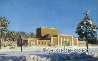 Phi Beta Kappa Memorial Hall - Williamsburg, Virginia VA Postcard