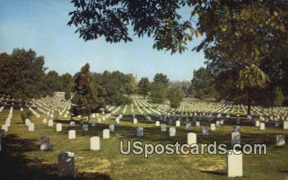 Arlington National Cemetery, Virginia Postcard     ;       Arlington National Cemetery, VA