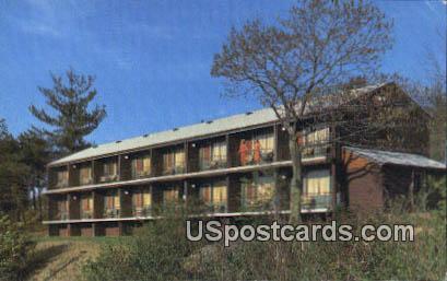 Guest Cottage - Shenandoah National Park, Virginia VA Postcard