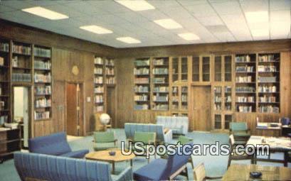 George C Marshal Research Library - Lexington, Virginia VA Postcard
