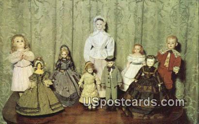 Valentine Museum - Richmond, Virginia VA Postcard