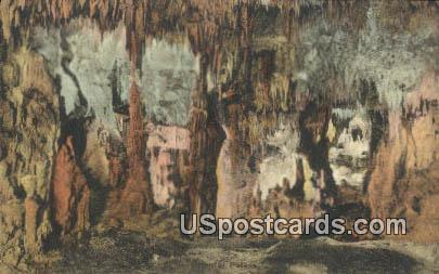 Oriental Palace - Endless Caverns, Virginia VA Postcard