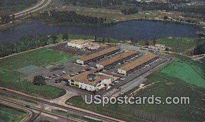 Quality Inn Lake Wright - Norfolk, Virginia VA Postcard