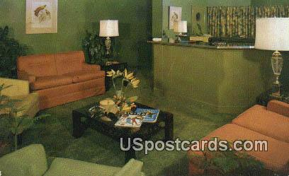 Motel Modernaire - Winchester, Virginia VA Postcard