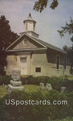 Grace Church, York Hampton Parish - Yorktown, Virginia VA Postcard