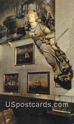 Mariners Museum - Newport News, Virginia VA Postcard