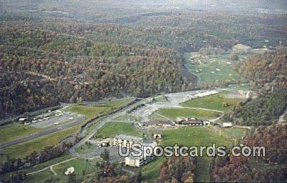 Bryce Resort - Basye, Virginia VA Postcard