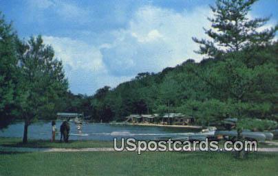 Blue Ridge Youth Camp - Montebello, Virginia VA Postcard