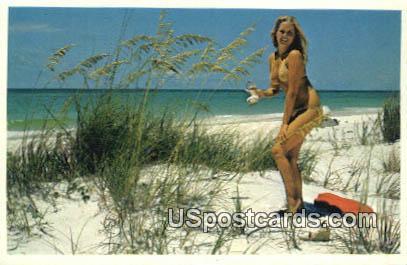 Virginia Beach, VA Postcard       ;         Virginia Beach, Virginia - Virginia Beach Postcards