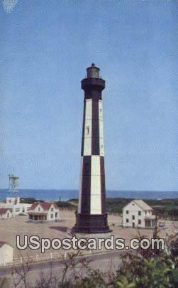New Lighthouse - Cape Henry, Virginia VA Postcard