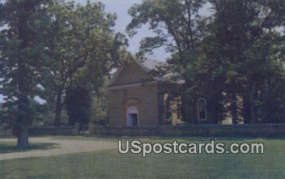 Abington Episcopal Church - White Marsh, Virginia VA Postcard