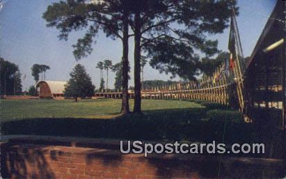 Gallery of the States - Jamestown, Virginia VA Postcard