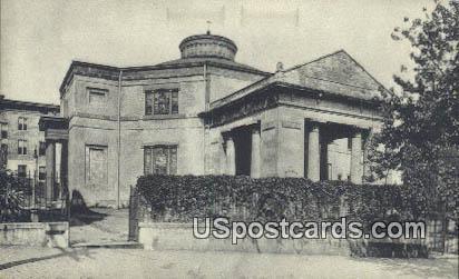 Monumental Episcopal Church - Richmond, Virginia VA Postcard