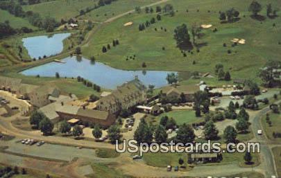Boar's Head Inn - Charlottesville, Virginia VA Postcard