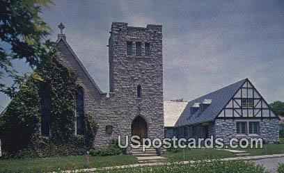 Christ Episcopal Church - Blacksburg, Virginia VA Postcard