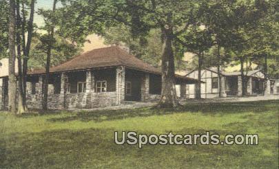 Frannie Lupton & Sallie Wilson Building - Harrisonburg, Virginia VA Postcard