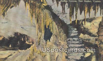 Skyland, Endless Caverns - New Market, Virginia VA Postcard