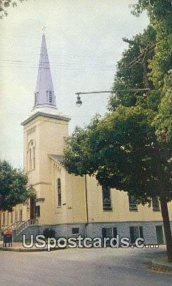 Sacred Heart Catholic Church - Winchester, Virginia VA Postcard