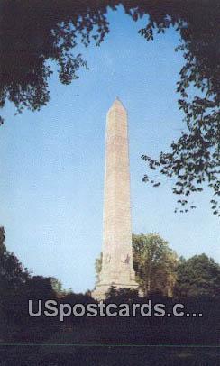Tercentenary Monument - Jamestown, Virginia VA Postcard