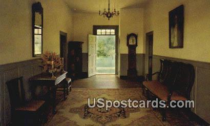 Hall, Scotch Town - Hanover County, Virginia VA Postcard