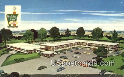 Holiday Inn - Montebello, Virginia VA Postcard