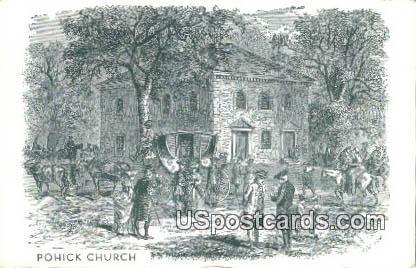 Pohick Church - Lorton, Virginia VA Postcard
