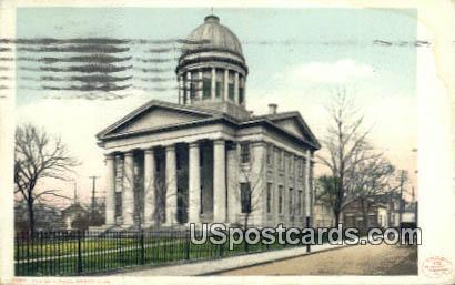 Old City Hall - Norfolk, Virginia VA Postcard