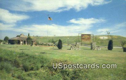 Mount Trashmore - Virginia Beach Postcards, Virginia VA Postcard